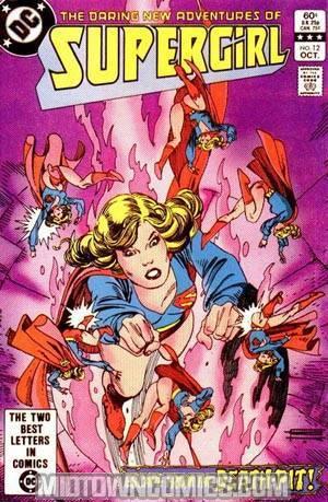 Daring New Adventures Of Supergirl #12