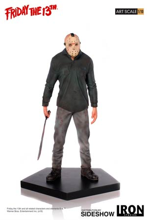 Friday The 13th Jason Art Scale 1/10 Scale Statue