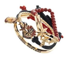 Captain Marvel Movie Bracelet Set