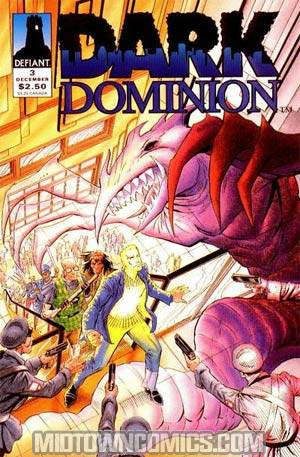 Dark Dominion #3