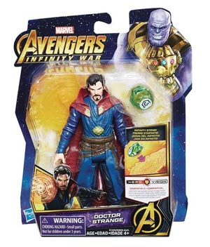 Avengers Infinity War 6-Inch Action Figure With Infinity Stone Assortment 201802 - Doctor Strange