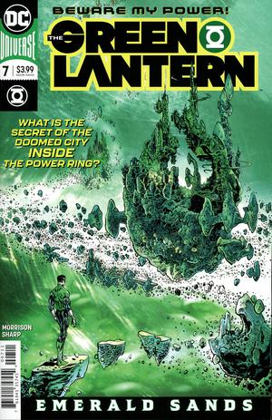 Green Lantern Vol 6 #7 Cover A Regular Liam Sharp Cover