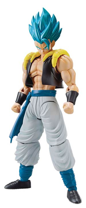Dragon Ball Super Broly The Movie Figure-Rise Standard Kit - Super Saiyan God Super Saiyan Gogeta