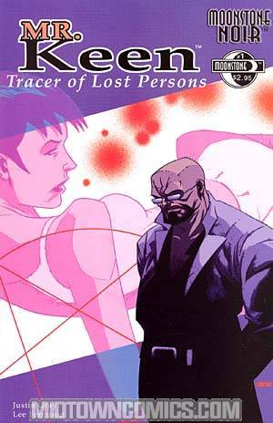 Mr Keen Tracer Of Lost Persons #1