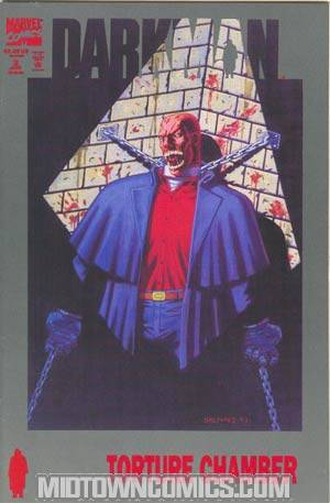 Darkman Vol 2 #3