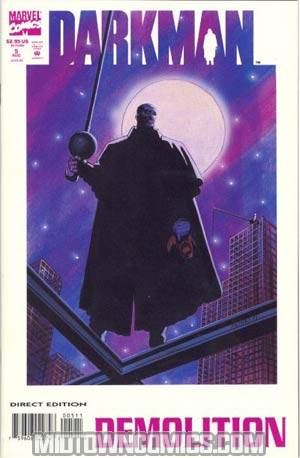 Darkman Vol 2 #5