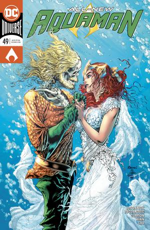 Aquaman Vol 6 #49 Cover A Regular Robson Rocha & Danny Miki Cover