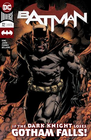 Batman Vol 3 #72 Cover A Regular David Finch Cover