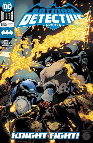 Detective Comics Vol 2 #1005 Cover A Regular Brad Walker & Andrew Hennessy Cover