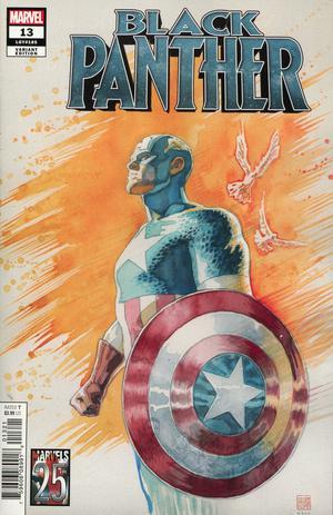 Black Panther Vol 7 #13 Cover B Variant David Mack Marvels 25th Tribute Cover