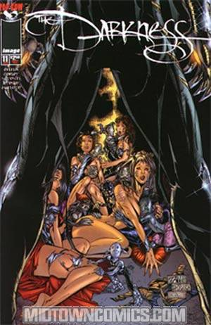Darkness Vol 1 #11 Cover I Tan