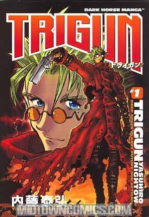 Trigun Vol 1 TP