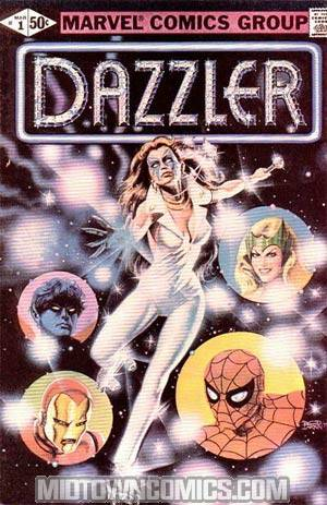 Dazzler #1 Cover A 1st Ptg