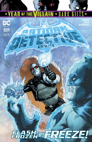 Detective Comics Vol 2 #1009 Cover A Regular Doug Mahnke Cover (Year Of The Villain Dark Gifts Tie-In)
