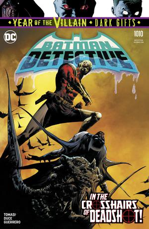 Detective Comics Vol 2 #1010 Cover A Regular Jae Lee Cover (Year Of The Villain Dark Gifts Tie-In)