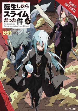 That Time I Got Reincarnated As A Slime Light Novel Vol 5 - Midtown