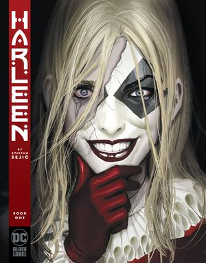 Harleen #1 Cover A Regular Stjepan Sejic Cover