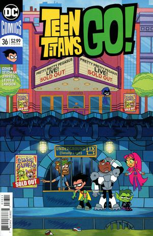 Teen Titans Go Vol 2 #36