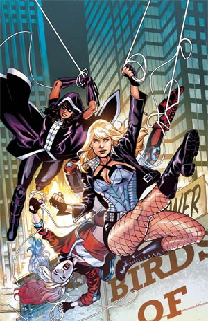 Birds Of Prey Vol 4 #1 Cover A Regular Emanuela Lupacchino & Ray McCarthy Cover