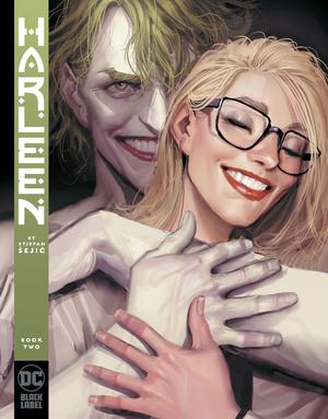 Harleen #2 Cover A Regular Stjepan Sejic Cover