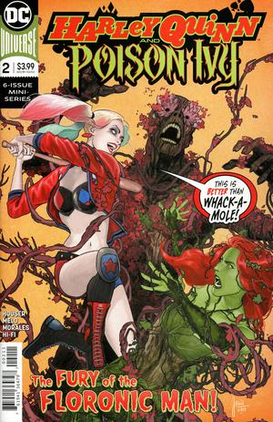 Harley Quinn And Poison Ivy #2 Cover A Regular Mikel Janin Cover