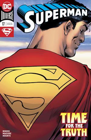Superman Vol 6 #17 Cover A Regular Ivan Reis & Joe Prado Acetate Cover (Year Of The Villain Tie-In)