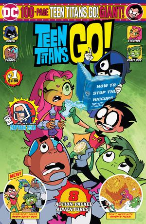 Teen Titans Go! Giant