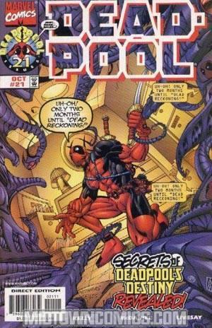 Deadpool Vol 2 #21