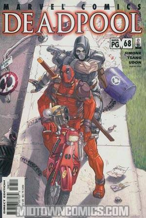 Deadpool Vol 2 #68