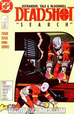 Deadshot #2