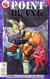 Point Blank #1 Cover A Simon Bisley Cover