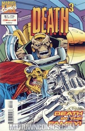Death 3 #3