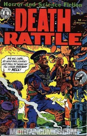 Death Rattle Vol 2 #3