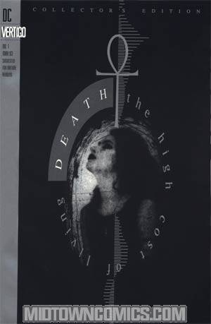 Death The High Cost Of Living #1 Platinum Edition