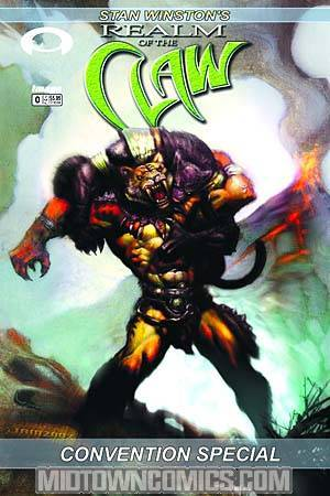 Realm Of The Claw #0 Foil Cvr