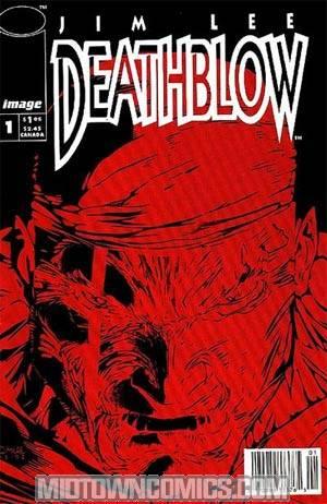 Deathblow #1 Cover B Newsstand Version
