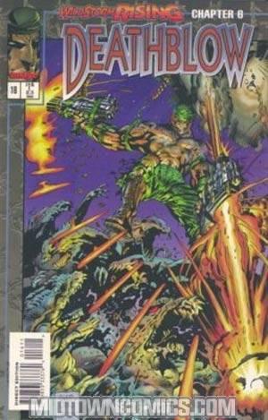 Deathblow #16 Cover B Newsstand Edition