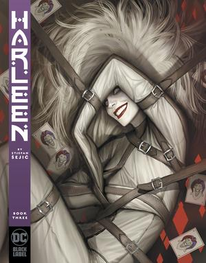 Harleen #3 Cover A Regular Stjepan Sejic Cover