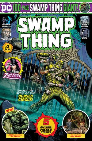 Swamp Thing: Giant
