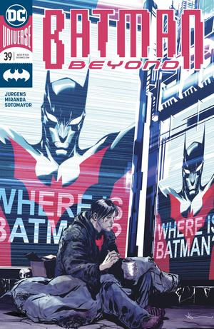 Batman Beyond Vol 6 #39 Cover A Regular Dustin Nguyen Cover