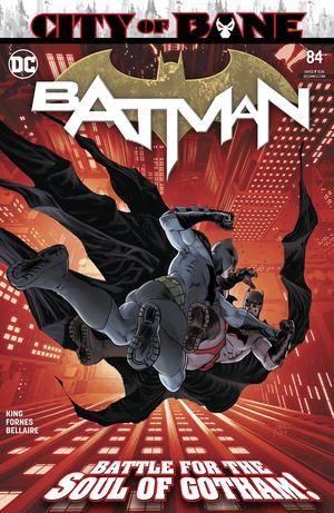 Batman Vol 3 #84 Cover A Regular Mikel Janin Cover