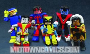 Marvel Minimates Giant Size X-Men Colossus