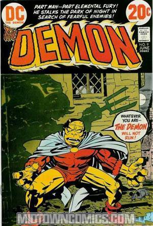 Demon Vol 1 #9