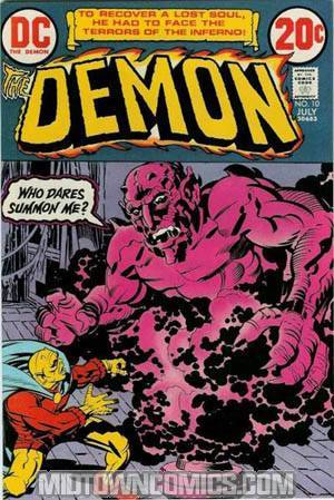 Demon Vol 1 #10
