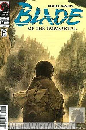 Blade Of The Immortal #84 Thorns One Shot