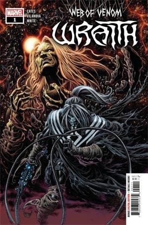WEB OF VENOM EMPYRES END 1 Philip Tan Main Cover A 1st Print Marvel 2020 NM