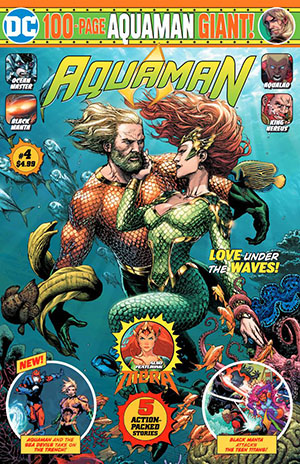 Aquaman Giant