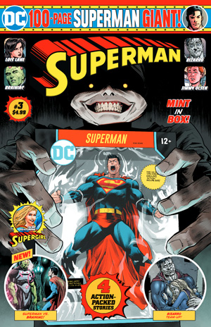 Superman Giant