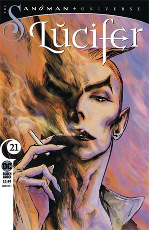 Lucifer Vol 3 #21