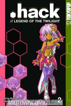 .hack//Legend Of The Twilight Vol 2 GN